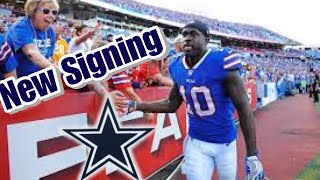 Dallas Cowboys Sign WR Deonte Thompson to One Year Deal