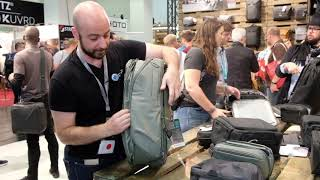 Peak Design Travel Bag Hands On (Photokina 2018)