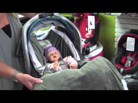 Dressing your baby for winter (part 1) - YouTube