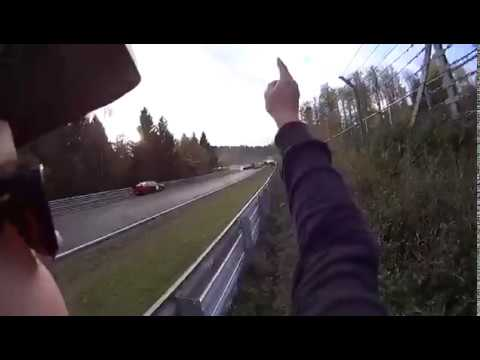 HUGE Crash Nürburgring Nordschleife - NEW VIDEO! 30.10.2017