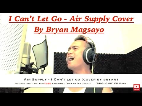 Air Supply - I Cant Let Go