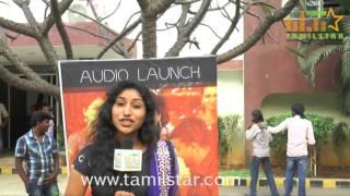 Vaishanavi At Yaanai Mel Kudhirai Savaari Movie Audio Launch