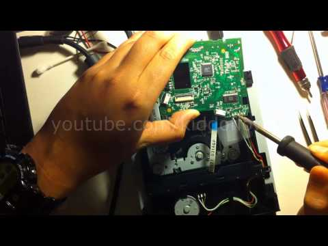 How to Install Team Xecuter LTU PCB Part 3- Flashing LTU PCB (CoronaV2-1175 drive)