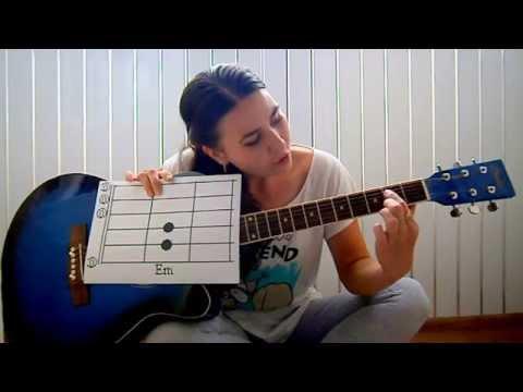 Уроки для самых начинающих гитаристов: первые шаги - 5 уроков