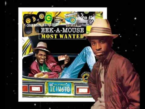 """Eek A Mouse - Terrorists In The City 12"""" Mix   1983"""