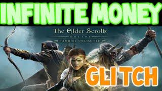 Elder Scrolls Online - Infinite Money Glitch Exploit - Unlimited Gold Tips Hints
