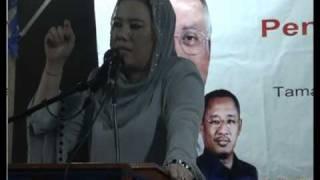 Sdri Ummi Hafilda Ali - Siapa Anwar Ibrahim (Part 2)