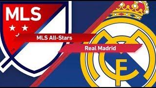 HIGHLIGHTS   MLS All-Stars vs. Real Madrid   08.02.17