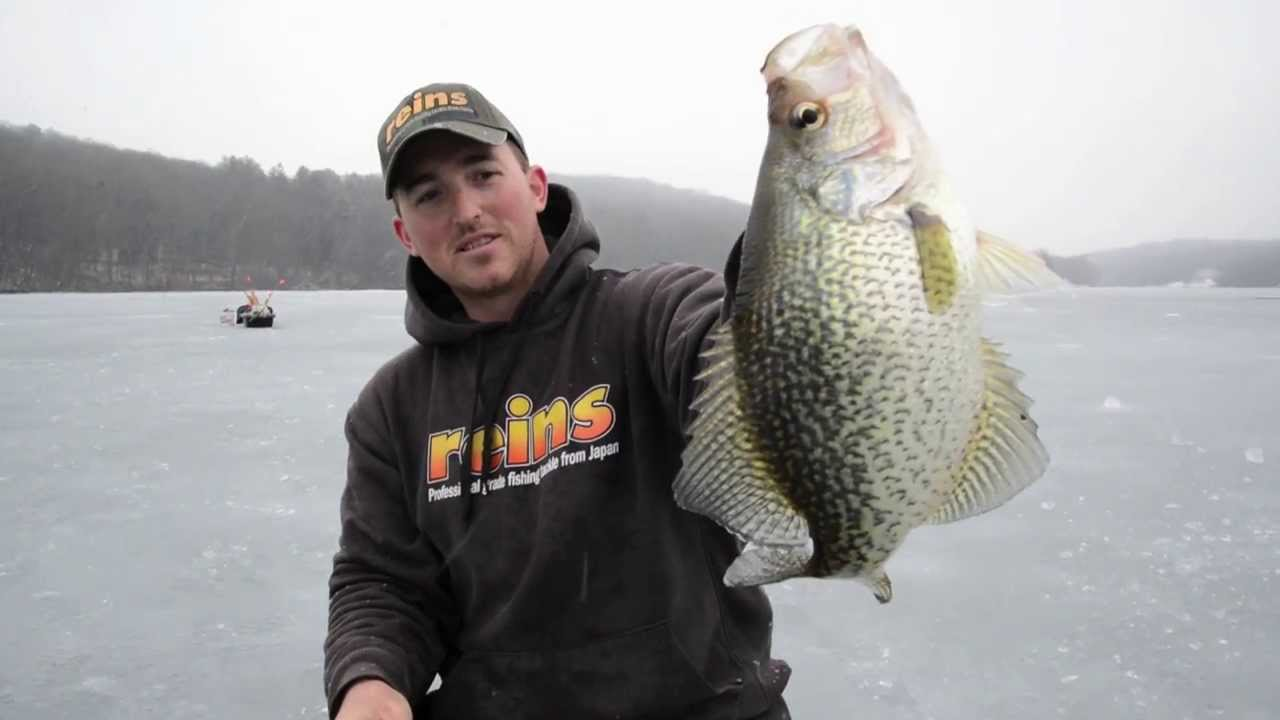 Ice fishing for crappie with tungsten and soft plastics for Ice fishing plastics