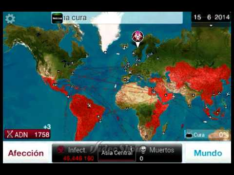 ★Gameplay★Plague Inc★Android★Descargar Full★