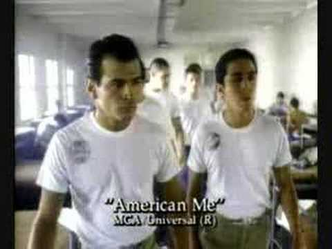 American Me is listed (or ranked) 5 on the list The Best Gang Movies