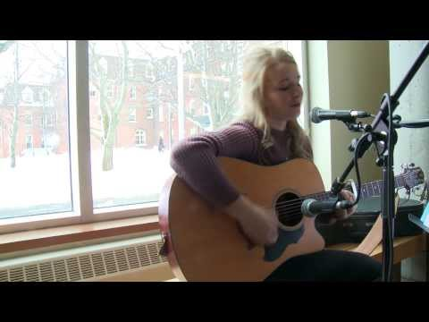 """Bridgette Blanchard - """"All I Want for Christmas is You"""""""
