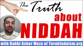 Truth about Niddah