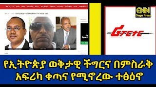 Ethiopia: Major problems facing Ethiopia