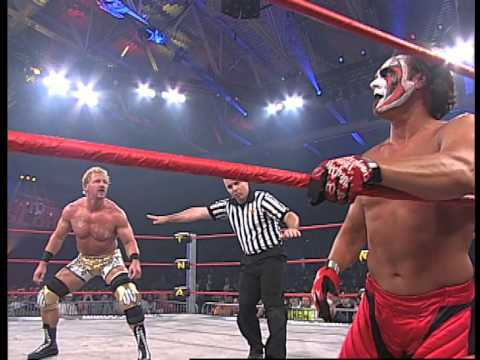 Bound For Glory 2006: Sting Vs. Jeff Jarrett video