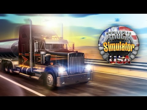 Truck Simulator USA APK Cover