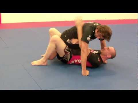 No Gi Grappling Video: Escaping the Mount with Tim Gillette