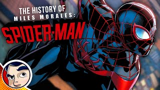 History of Miles Morales Spider-Man - Know Your Universe | Comicstorian
