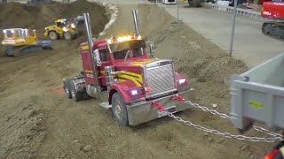 TRUCK RESCUE! SAVE A GRAND HAULER TRUCK amazing machines!