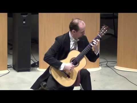 Vals Venezolano Nr.3 (Days of Wine and Roses) - Jan Depreter, guitar