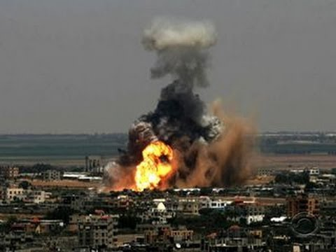 Israel launches military offensive in Gaza Strip