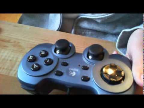 Logitech Rumble Pad 2 Review