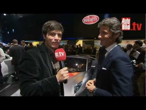 Autosalon Paris 2010 - Interview mit Lamborghini-Chef Stephan Winkelmann