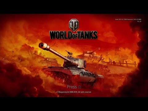 World of Tanks PS4 First Impressions Gameplay - Free Playstation Game