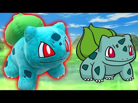 BULBASAUR AT BUILD-A-BEAR WORKSHOP! - IT'S PERFECT!