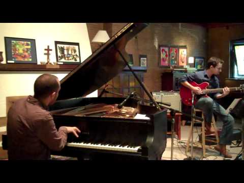 RED OAK DUO, Storm Nilson and Adam Benjamin-The Gray Area