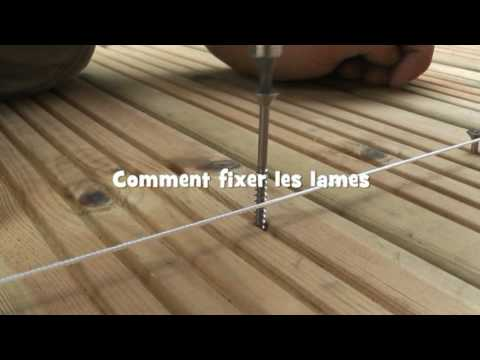 pr sentation du dvd construire une terrasse en bois sur. Black Bedroom Furniture Sets. Home Design Ideas