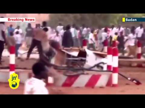 Sudan Fuel Price Protests: dead toll rising as mass protests over fuel price hikes enter third day