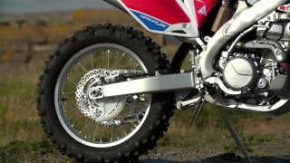 Honda CRF250X and CRF450X 2016 Editions