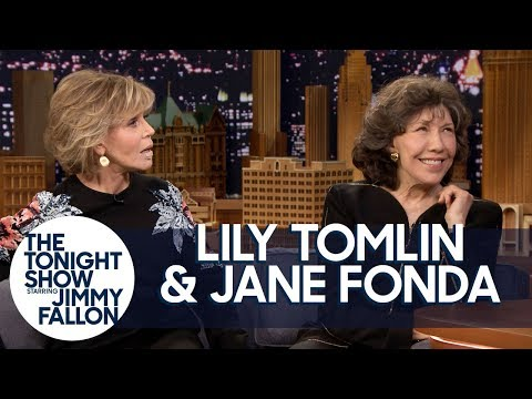 Lily Tomlin Is the Secret Inspiration Behind Jane Fonda's Famous Workout Tapes
