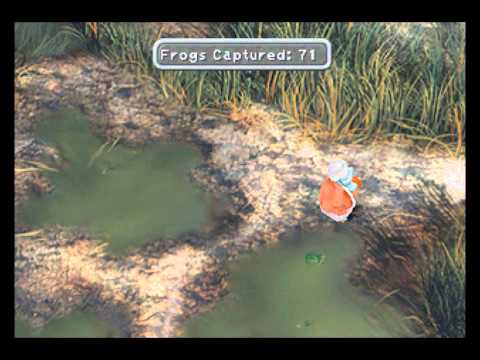 Final Fantasy IX Catching 99 Frogs With Quina, Fight With Quale
