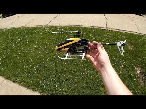 Blade - 200 SR X - On-The-Fly Review