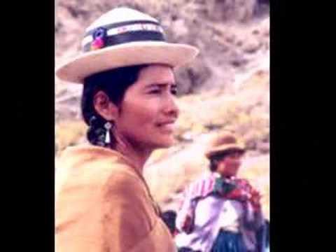 Luzmila Carpio: Arawi (Poem, Song)