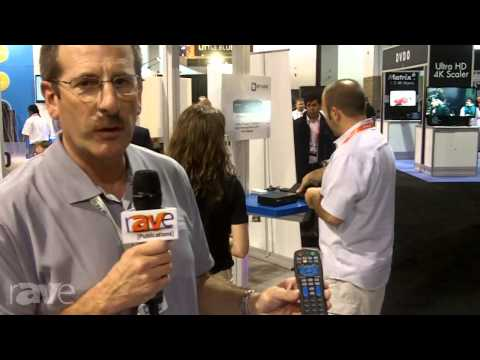 CEDIA 2013: BitWise Demonstrates Hard Button RF Controllers