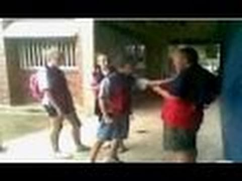 School Fight Bodyslam Bullying Fail (ORIGINAL) Kid cries after being picked on