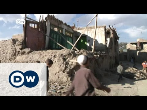 Afghan earthquake rocks South Asia | DW News