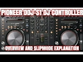 Frame from Pioneer DDJ S1 Overview and Slip Mode Explanation