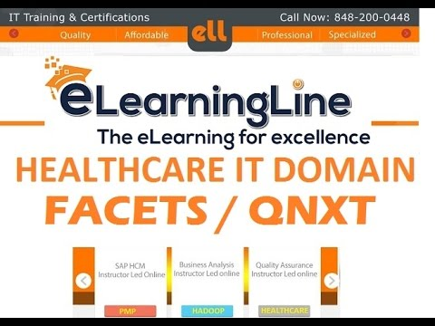 FACETS  and QNXT Overview Webinar Free – OCT 14, 2014