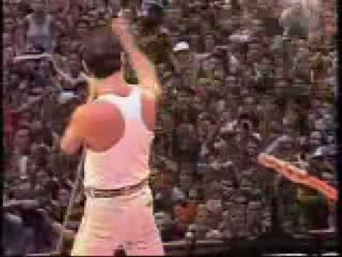 Queen - Bohemian Rhapsody / Radio Ga Ga (live) Music Videos