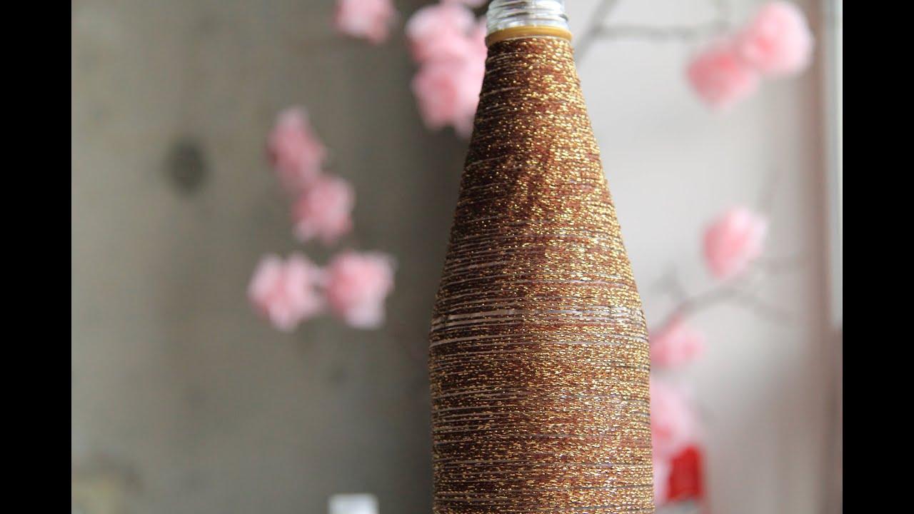 Как сделать вазу своими руками ютуб 64
