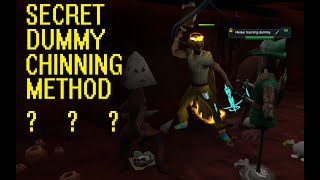 RS Chinning dummies in the abyss