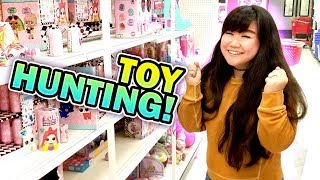 TOY HUNTING!! - New Toys & Dolls EVERYWHERE!!! but I arrived a bit too late.