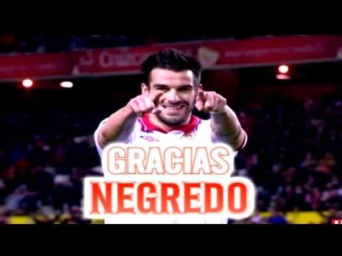 Álvaro Negredo al Manchester City - Gracias Negredo [Sevilla FC]