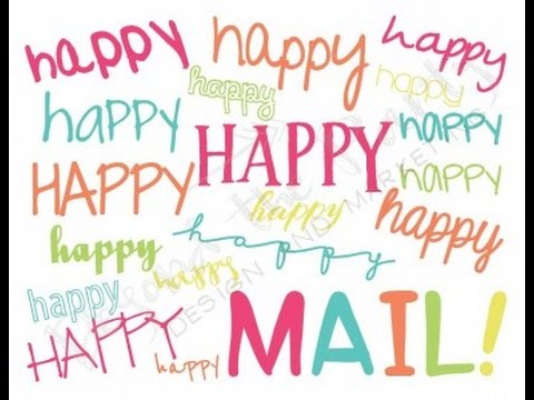 Happy Mail From Soky Castillo