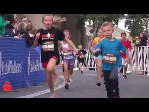 2013 Ironman Arizona Iron Kids Run