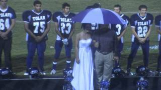Tolar Football Homecoming September 16, 2011